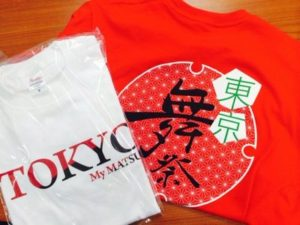 東京舞祭オリジナルTシャツ